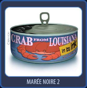 marée noire Louisiane