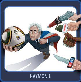 Raymond J'expire