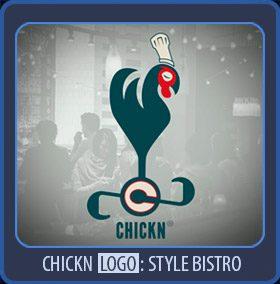 logo restaurant style bistro