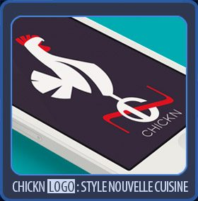 logo restaurant nouvelle cuisine